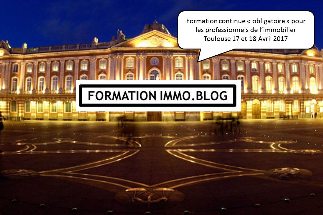 Formation continue toulouse formation immo blog for Salon formation toulouse
