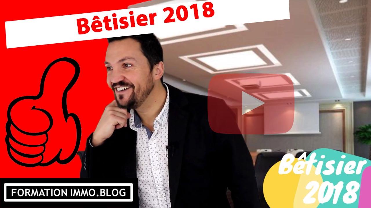 Bêtisier 2018