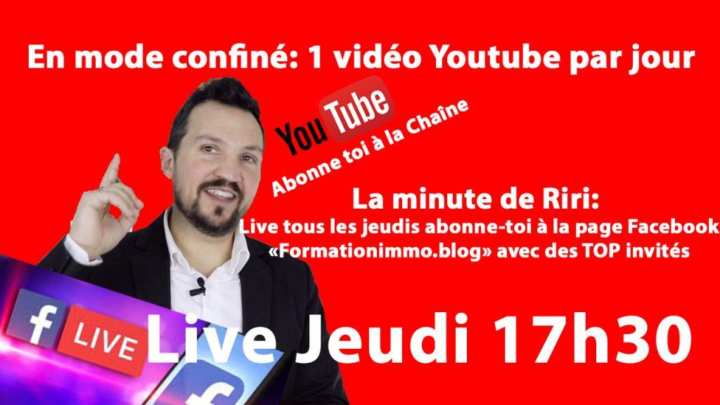 live facebook