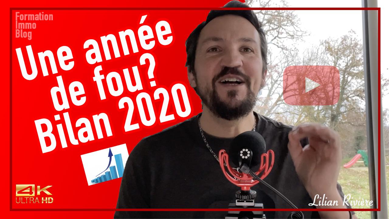Une année de fou? Bilan 2020